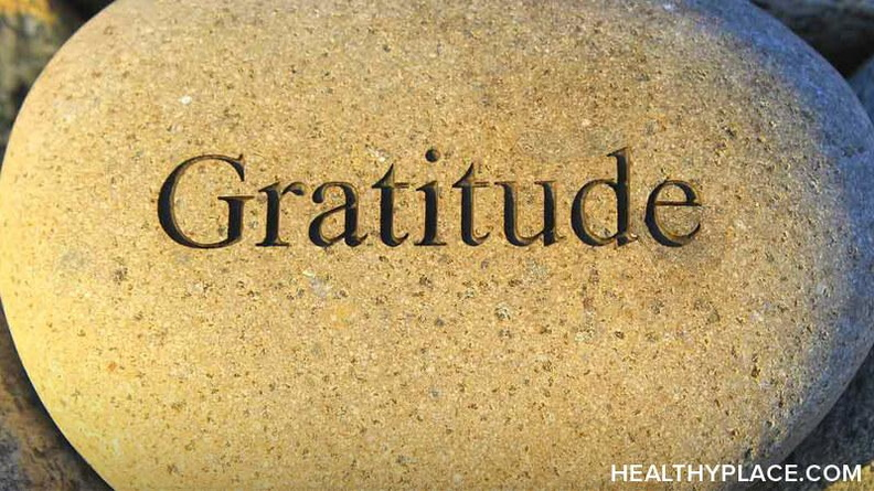 It is hard to be grateful when you are living with a mental illness. Here are some tips on how to be grateful.