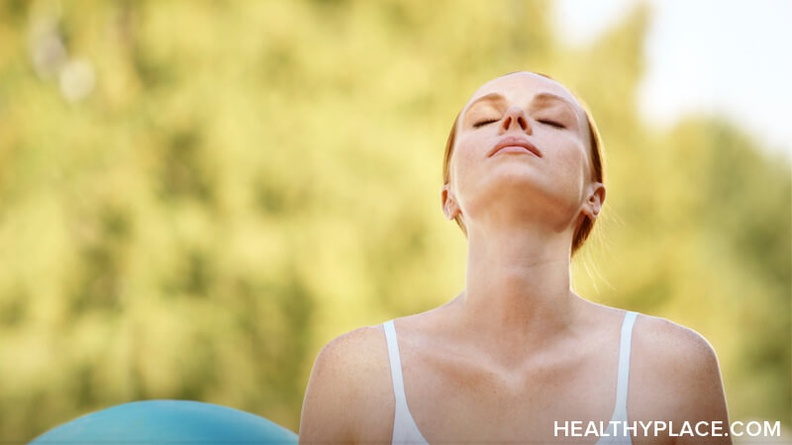 'Take a deep breath.' Have you heard that when you're stressed or upset? There's a good reason for that. Discover why you should take a deep breath at HealthyPlace.