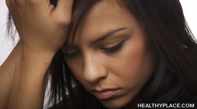 Depression can negatively affect your work identity. Learn how to deal with it at HealthyPlace.