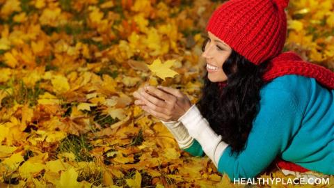 Fall is my favorite season because the cool weather soothes my schizoaffective disorder. Find out how fall soothes my schizoaffective disorder at HealthyPlace.