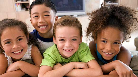 How do you help your child develop healthy self-esteem